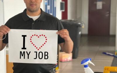 I love my job i partnerservice